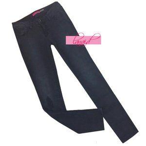 Alice + Olivia Destroyed Distressed Jeggings Jeans
